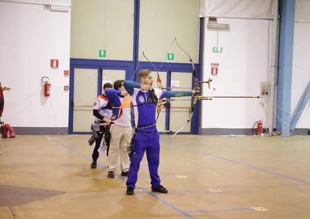 Gli Arcieri Tre Torri ai campionati regionali