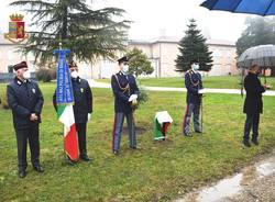Commemorazione di Giovanni Palatucci in questura