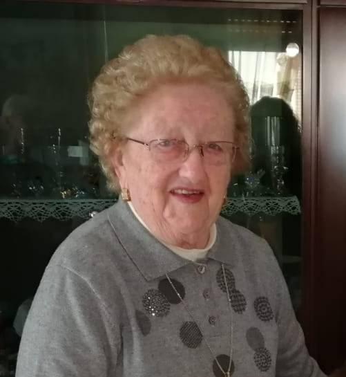 Nonna Gina compie 95 anni