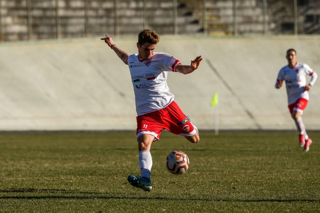Calcio: Varese - Sestri Levante