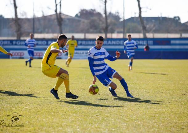 Calcio: Pro Patria - Renate 0-0