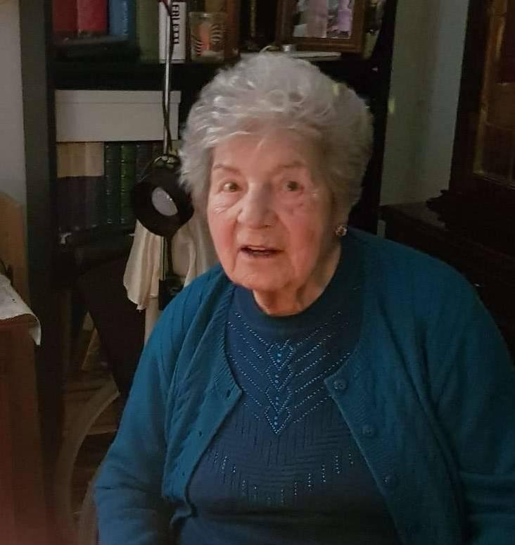 NONNA LINA Compie 95 Anni