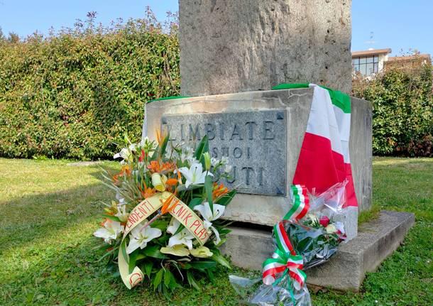 L\'ultimo saluto di Limbiate a Luca Attanasio
