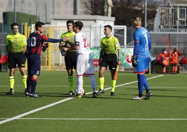 Calcio: Caronnese – Città di Varese 1-1