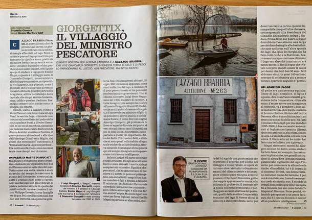 Cazzago Brabbia - Più VareseNews in tour