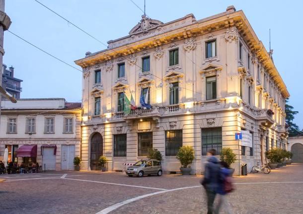 comune gallarate palazzo borghi municipio
