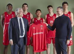 conforama sponsor varese academy pallacanestro basket