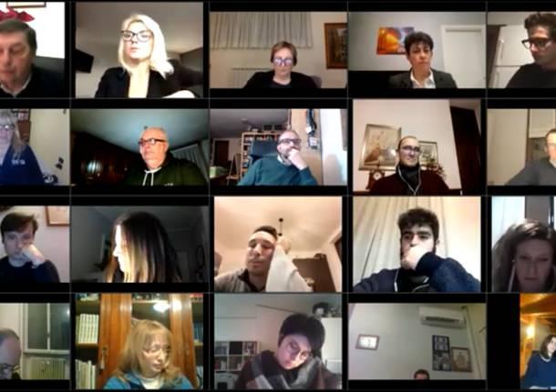 consiglio comunale Lonate Pozzolo online