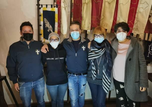 Contrada San Martino e pandemia