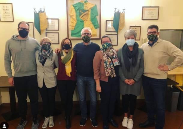 Contrada Sant'Ambrogio e pandemia