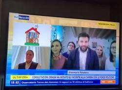 """Da Garbagnate alla Rai la storia di """"Radio Enzo"""", inventata dai figli per il papà ricoverato"""