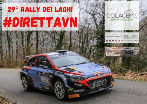 direttavn rally dei laghi 2021