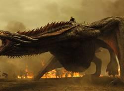 Drogon - il trono di spade - hbo -got