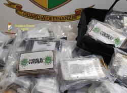 finanza droga arresto