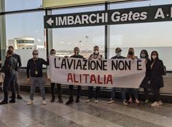 flash mob Malpensa