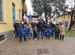 Fratelli d'Italia Foibe Canegrate