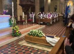 Funerale don Luigi Carnelli