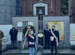 Giorno del ricordo 2021 Cassano Magnago