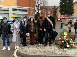 giorno del ricordo busto arsizio 2021 villaggio Giuliani e Dalmati
