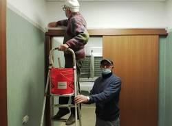 Grazie agli Anziani di Ancescao il Distretto sanitario è pronto per la vaccinazione