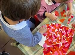 I cuoricini dei bambini per San Valentino