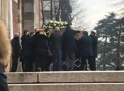 I funerali di Klaudio al Santo Redentore di Legnano