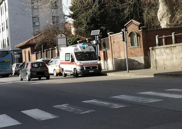 incidente Sempione Legnano