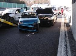 incidente sull'A8