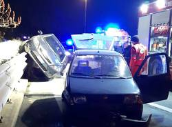 Incidente sulla Saronnese Legnano