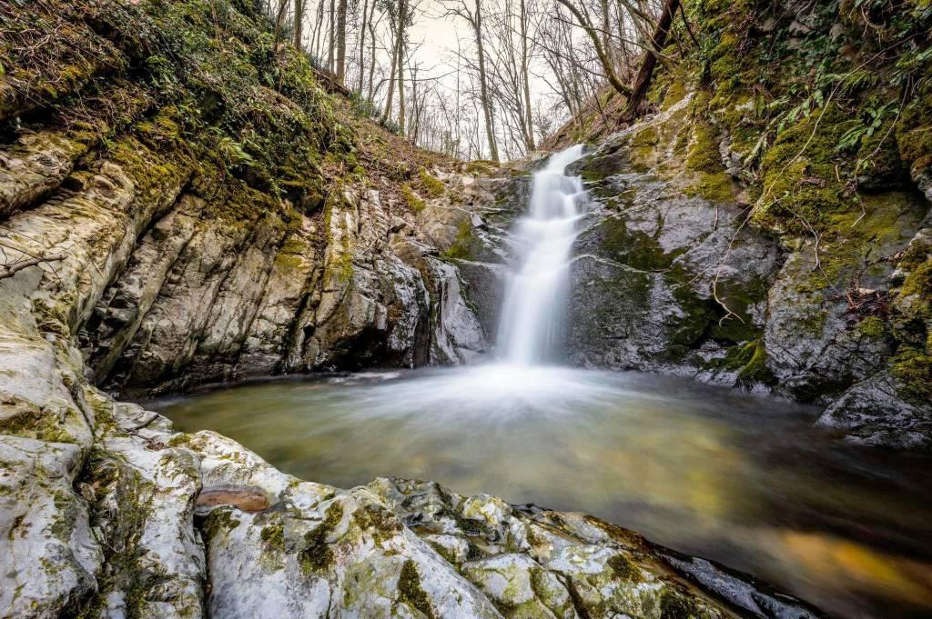 La cascate del Broveda - Cuvio