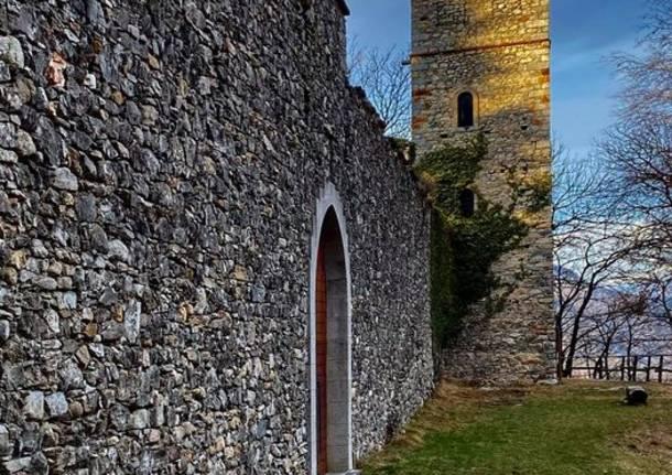 La Rocca di Orino, Ulisse Piana
