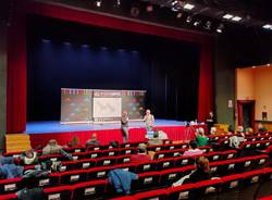 Le luci del Teatro Giuditta Pasta di Saronno si riaccendono per una notte