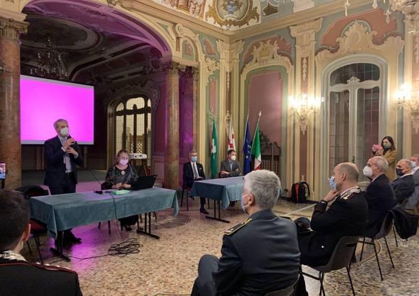 Le nuove luci di Palazzo Estense