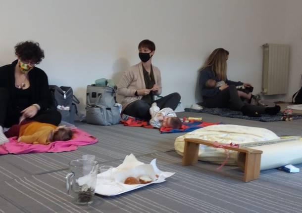 A Varese la nuova casa delle Ostetriche di Montallegro