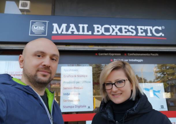 mail boxes etc varese