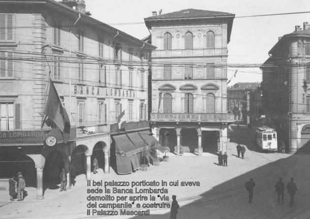 Metamorfosi Urbana: Varese com'era e com'è