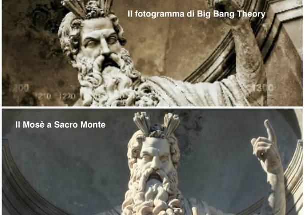 Mosè di Sacro Monte