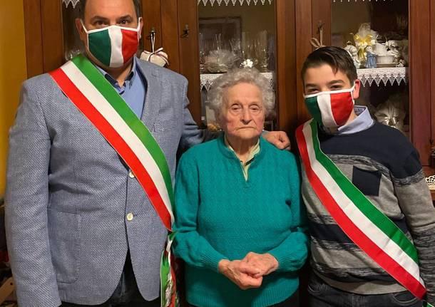 Nonna Ines Mornago