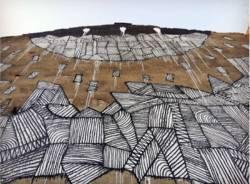 Nuovi murales all'ex Isotta Fraschini di Saronno