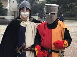 Parabiago Medievale e El Bigatt rievocano la Battaglia di Parabiago