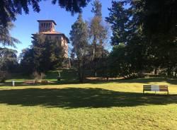 Parco panchine Samarate Villa  Montevecchio