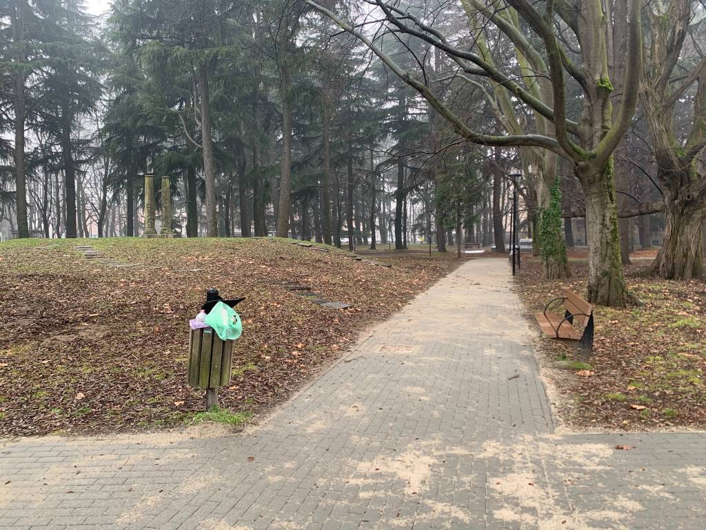 Parco viale Milano Gallarate