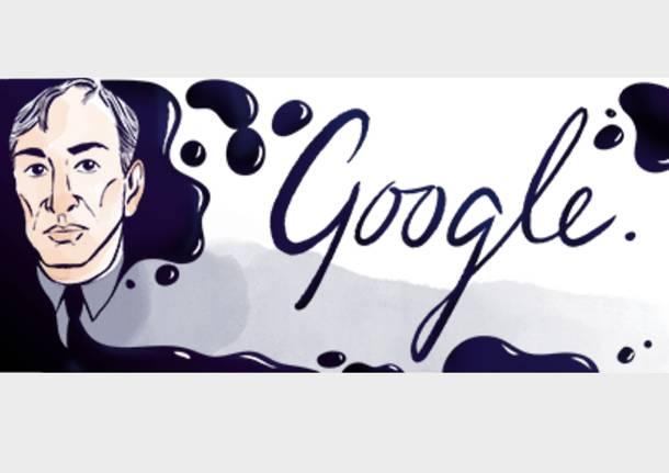 Pasternak Doodle Google