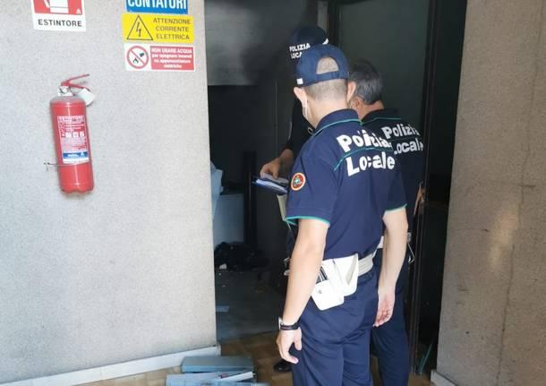 Polizia locale Lonate Pozzolo Ferno