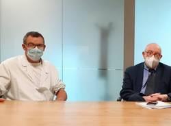 primario di ortopedia Berlusconi