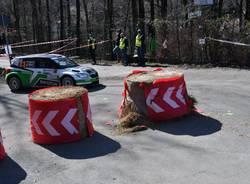 Rally dei Laghi 2021 - La gara sulla prova Alpe-Valganna