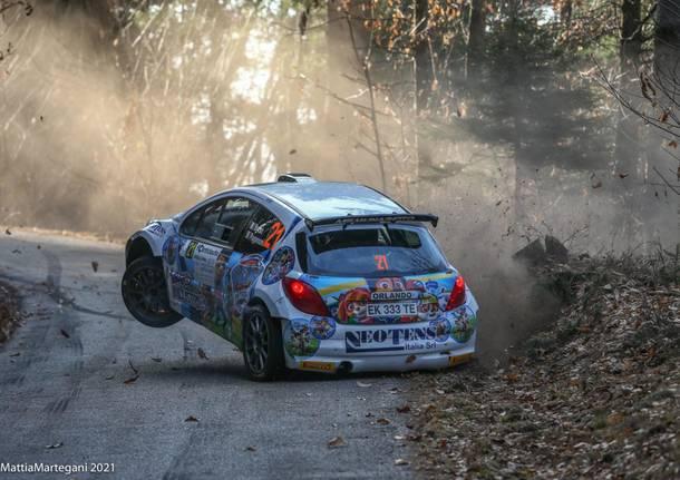 Rally dei Laghi 2021 – La Prova Speciale 2 sul Sette Termini