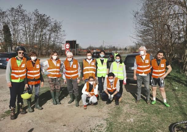 Strade pulite provinciale 109