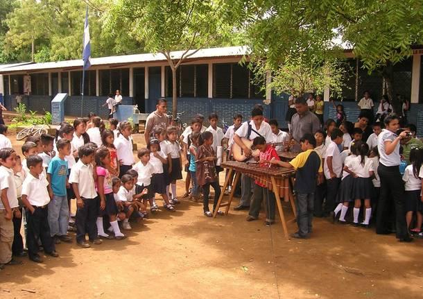 In Nicaragua con Varesenews