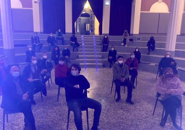 """I teatri di Varese si uniscono all'appello nazionale: """"Ci siamo"""""""